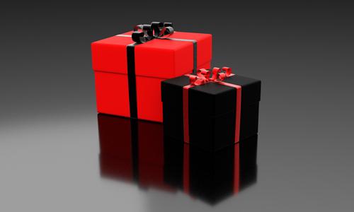 Et si votre ennui vous rapport des cadeaux ?